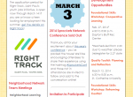 Sprockets February 2014 Newsletter